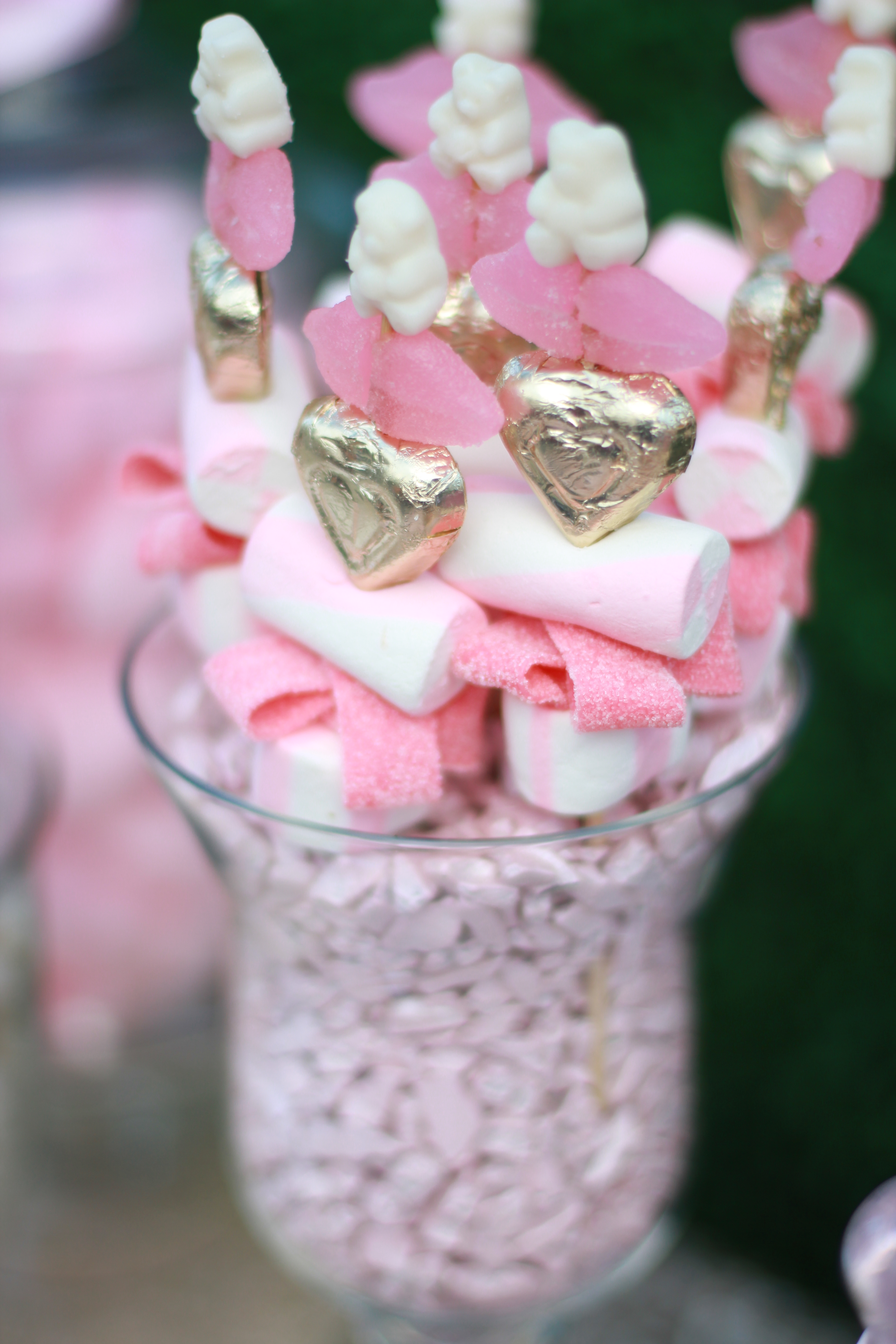 Sweet 16 Birthday Candy Buffet Candybar Couture