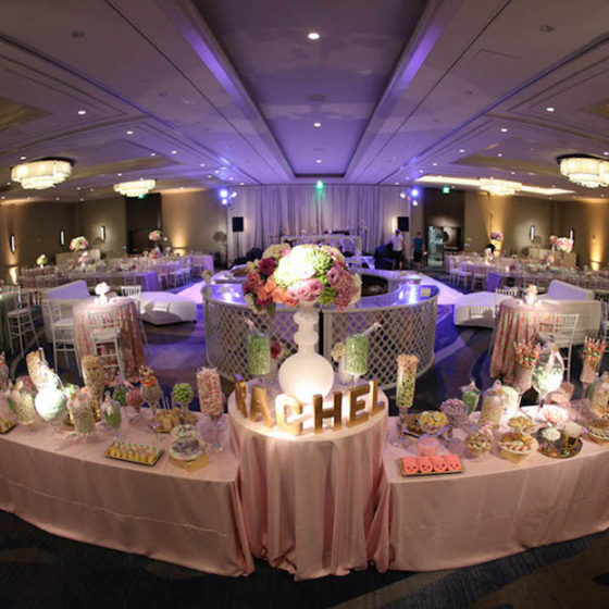 dessert bar gallery, candy station, candy bar, custom desserts