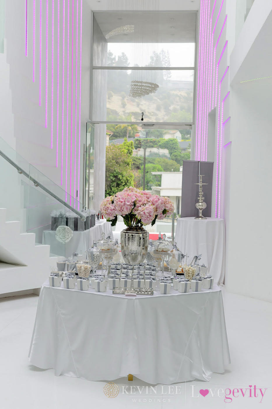 Lovegevity Wedding Planning Insute   Pink And Silver Hollywood Weddings With Kevin Lee Workshop