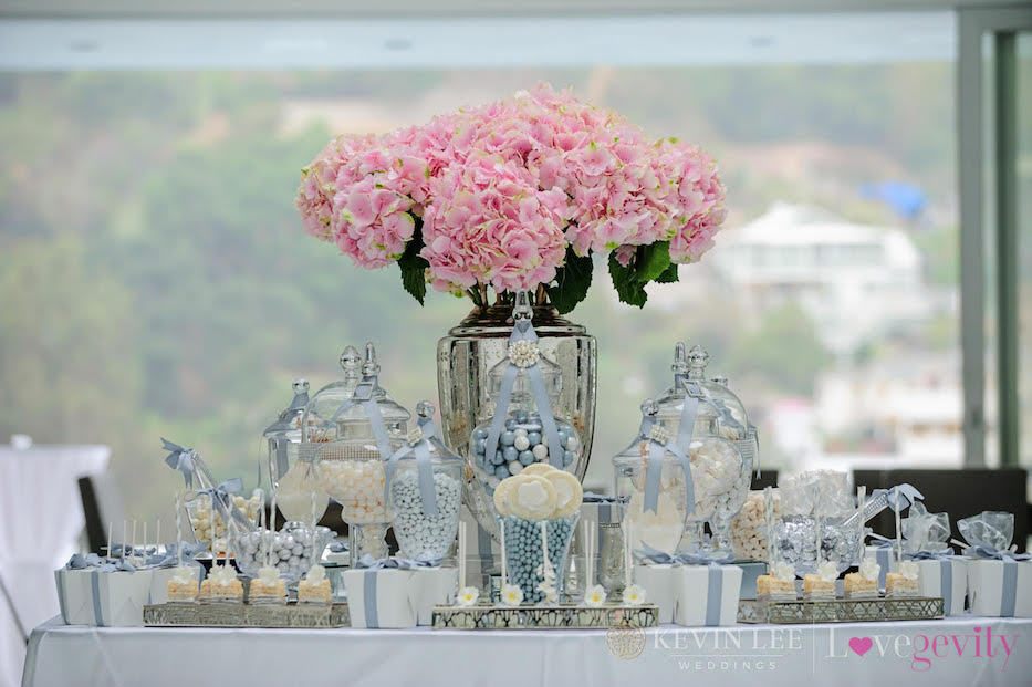 "Pink and Silver ""Hollywood Weddings With Kevin Lee"" Workshop ..."